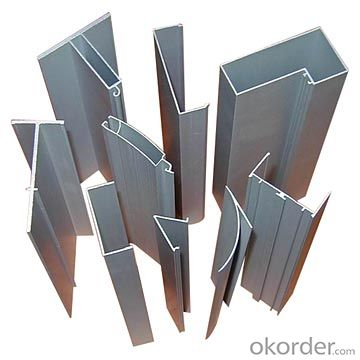 Alloy 6063 T5 Extruded Frame Aluminum Profiles