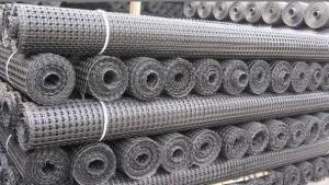Construction Material HDPE Geogrid