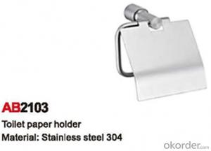 Strong Bathroom Accessory Paper Holder AB2103