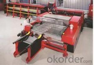 Frame saw machine 113A