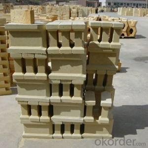 Anchor Brick UAL60 high alumina