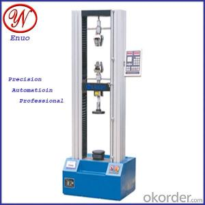 PWS Series Electric-hydraulic Servo Dynamic& Static Universal Testing Machine