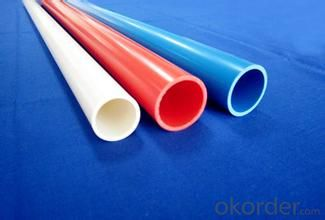 PVC Pressure Pipe Environment-friendly on Sake