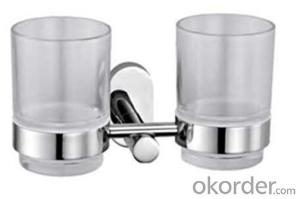 Nice Design Bathroom Accessory Double Cup AB1210