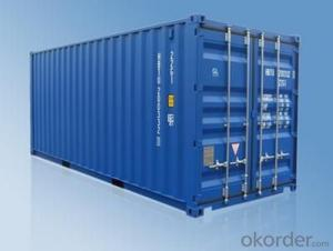 Shipping Prefab Container Homes