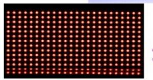 Four Row LED Light Strips CMAX-M2