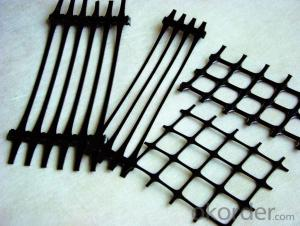 Reinforcement Uniaxial PP Geogrid