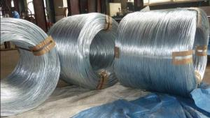 Electro Galvanised Steel Wires