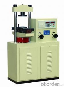 B YAW Series Computer Control Electro-hydraulic Compression Testing Machine