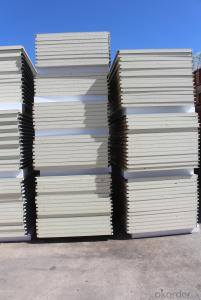 Cheap High Quality PU  Polyurethane Sandwich Wall Panels