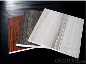 High Quality 5mm Colored PVC Foam Board/Sheet
