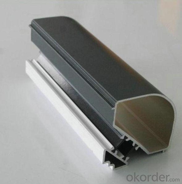 customized aluminium extrusion profile