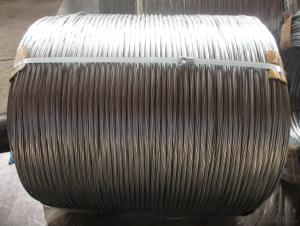 Big Coil Galvanized Ironl Wire For Fencing