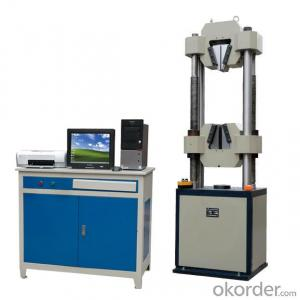 WEW Series Screen Display Type Hydraulic Universal Testing Machine