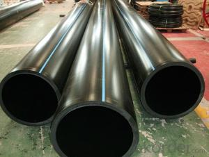 PE gas pipe manufacture G304