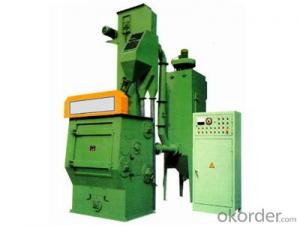 Loop Chain Type Shot Blasting Machine