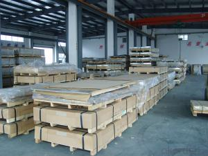 AA3xxx Mill Finished Aluminum Sheets Used for Construction