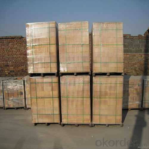 High Alumina Brick Al65 hot