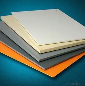 PVC Colored Rigid Sheet