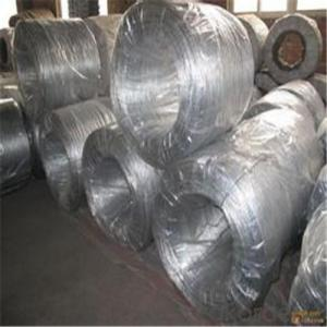 Best Quality Galvanized Steel Wires For Pvc Coated Wire