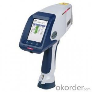 Handheld mineral analyzer