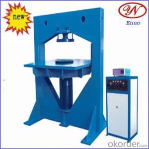 YJS-600 Digital Display Type Well Cover Hydraulic Compression Testing Machine