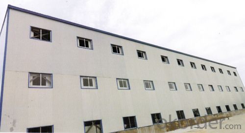 Buy Prefabricated steel frame workshop warehouse building Price,Size ...
