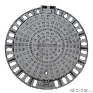 Manhole Cover En124/d400 Ductile Iron Grating