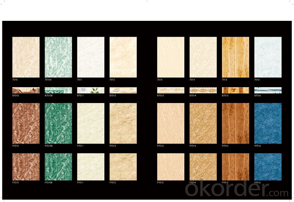 Newly Design Factory Directly Wholesale Ceramic Wall and Floor Tiles