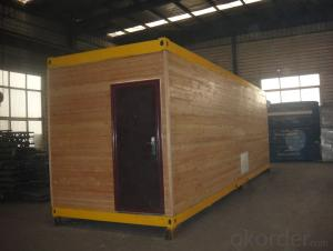Luxurary Style Wooden Prefabricated Houses