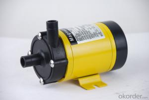 Electrical Magnetic Pumps