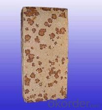 Glass Furnace Application Refractory Silica Brick