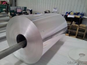 Aluminum Foil for Flexible Food Packaging