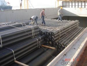 DUCTILE IRON PIPE DN 700 K10