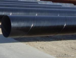 SSAW CNBM STEEL PIPE 48''