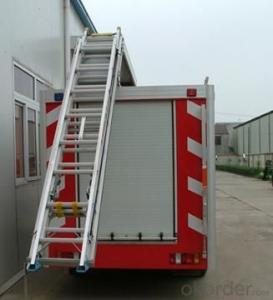 fire rescue ladder for truck