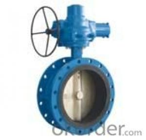 butterfly valve quarter-turn valves