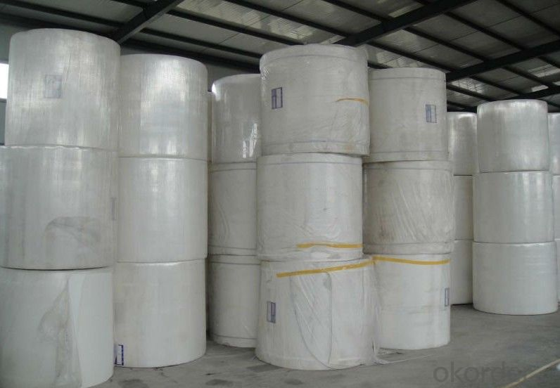 Nonwoven Fabrics For Waterproofing Membrane
