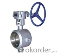 butterfly valve double-offset butterfly valves