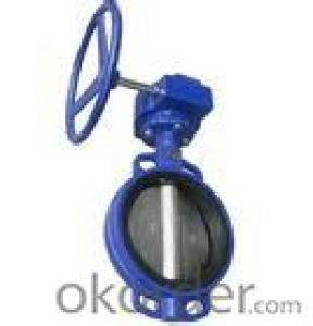 butterfly valve available medium:water
