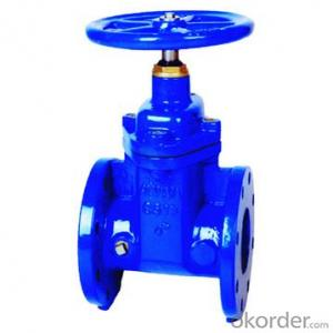 CNBM Ductile iron valve BS/DN/ISO GATE VALVE