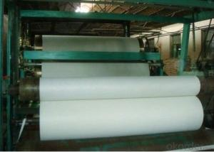 Staple Fiber Polyester Mat For Waterproofing Field