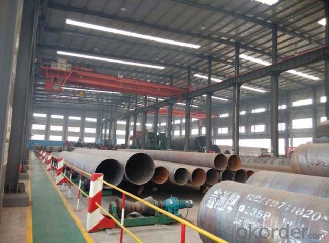 SSAW STEEL PIPE 219-3920MM API/ISO/ASTM/JIS CARBON