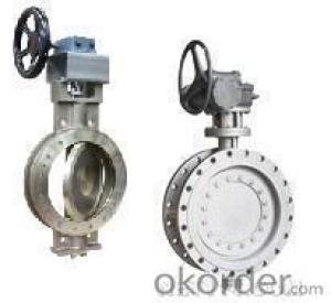 butterfly valve Industrial grade