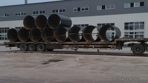 SSAW STEEL PIPE 219-3920MM ASTM A106