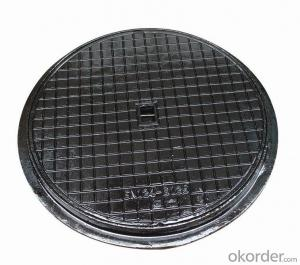 Manhole Cover Gully Cover Ductile Iron