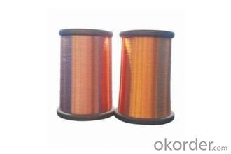 PEI/AI 200 Copper Wires, Magnet Wire, Enamelled Copper Wire