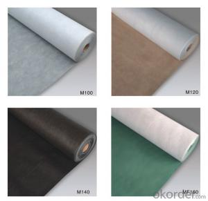 Breathable Waterproof Roofing Underlayment