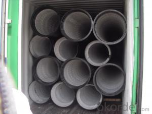 DUCTILE IRON PIPES C Class DN150