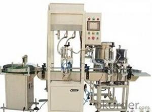 Automatic Oil Filling Production Line for Packaging